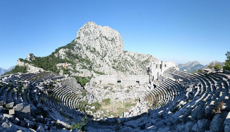 Termessos amphitheatre