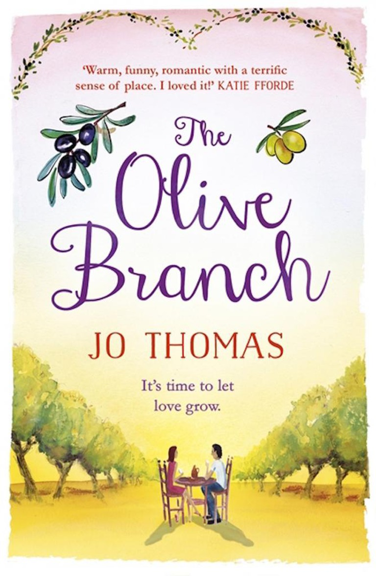 The Olive Branch by Jo Thomas | © Headline Review
