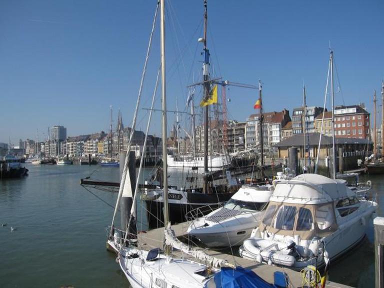 Fishing boat in Oostende | © Bernt Rostad/Flickr