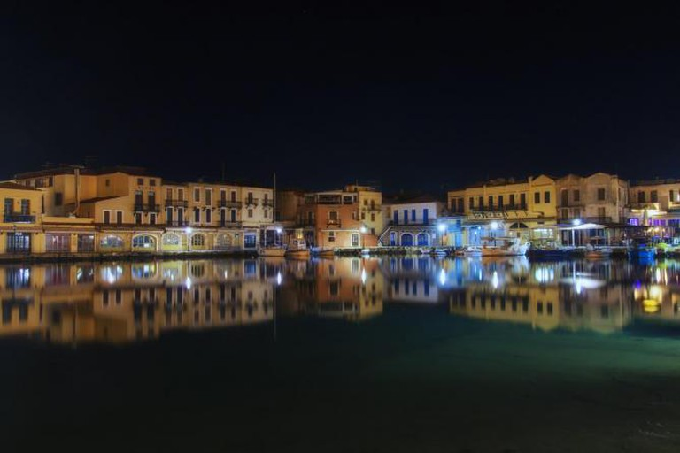 Rethymno by night | © Theophilos Papadopoulos/Flickr