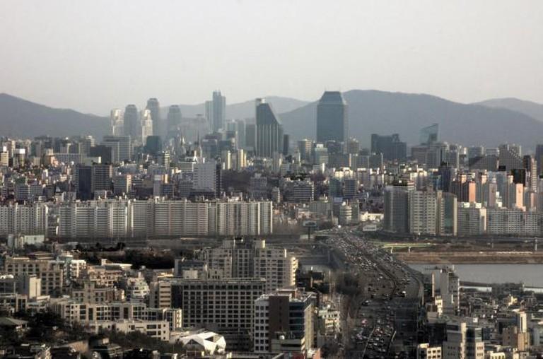 Seoul city skyline | © mariusz kluzniak/Flickr