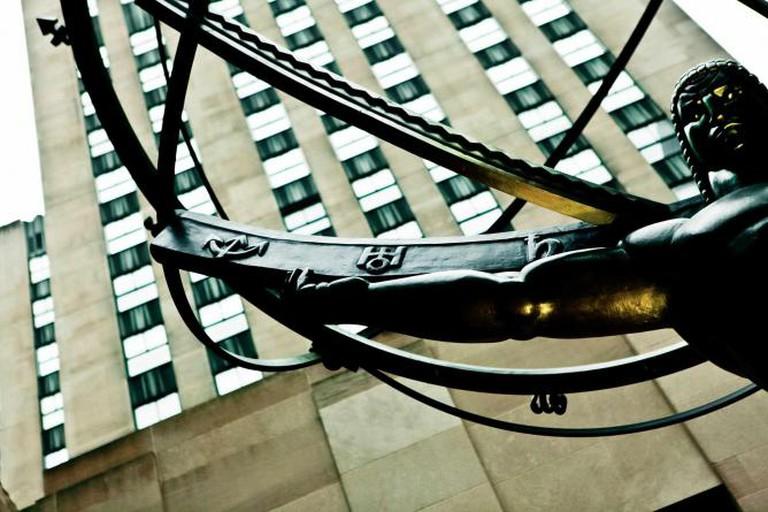 Atlas Shrugged | © Anoop Menon/Flickr