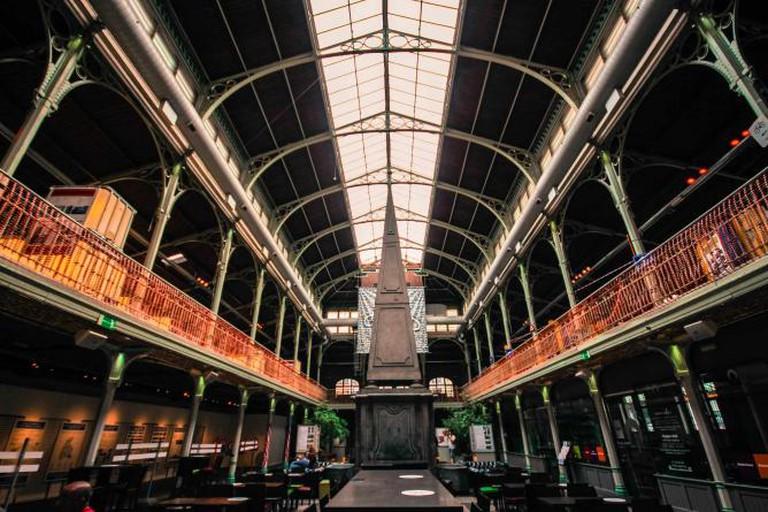 Halles Saint Gery | © Ioanna Sakellaraki/Flickr