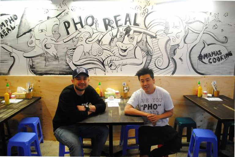Our expert team, Midawell Phal and Thai Ho (left to right)