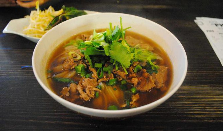 Phở, Vietnamese beef noodle soup