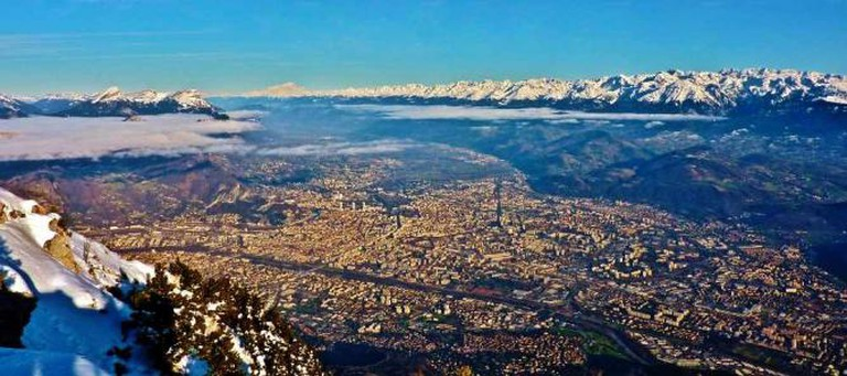 Grenoble | © Bertrand93/WikiCommons
