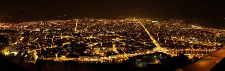 Grenoble Panorama | © Languitar/WikiCommons