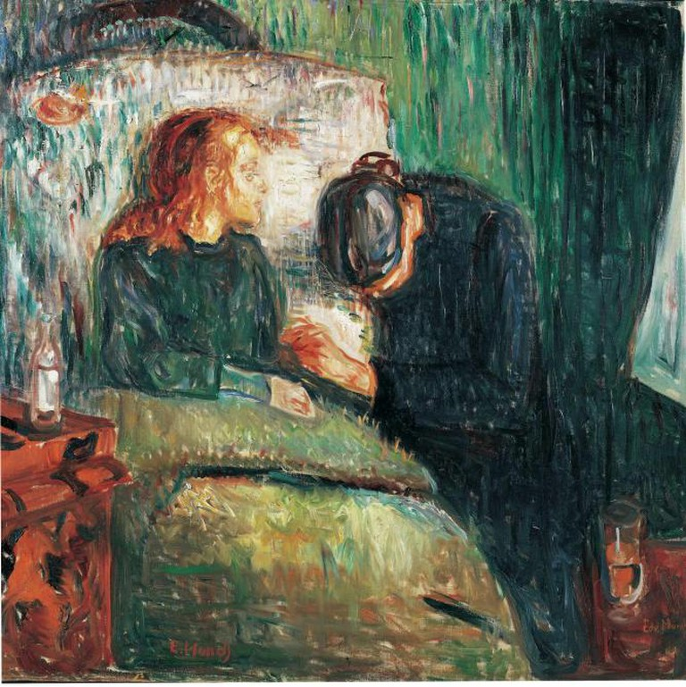 The Sick Child (Tate Modern)| © Edvard Munch (Public domain)/Wikicommons