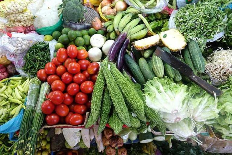 Han Market - Da Nang | © Daderot/Wikimedia Commons