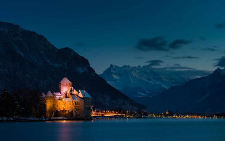 Château de Chillon ©ALwinDigital/Flickr