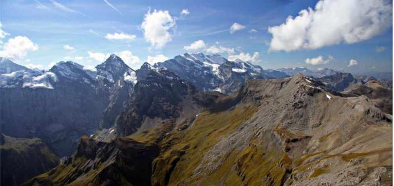 Schilthorn Panorama © Carl/Flickr