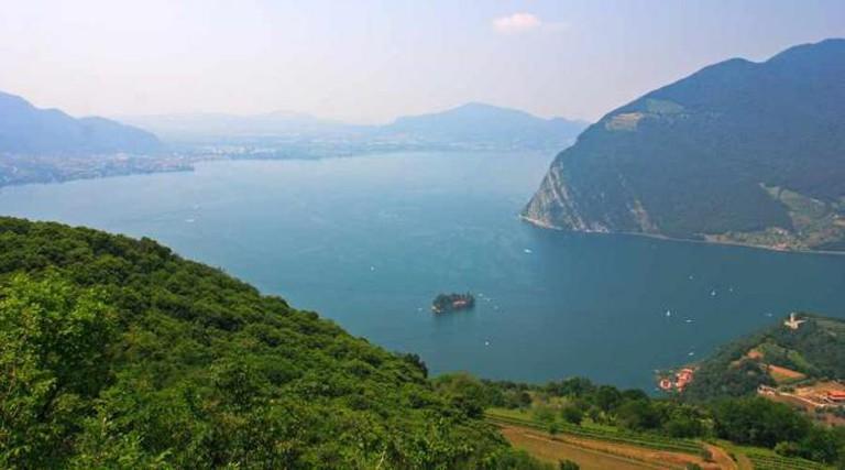 MonteIsola Lago d'Iseo sud
