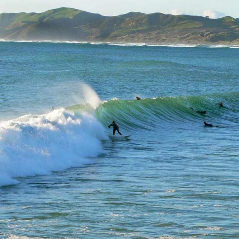 Surf New Zealand | © Jsawkins/Flickr