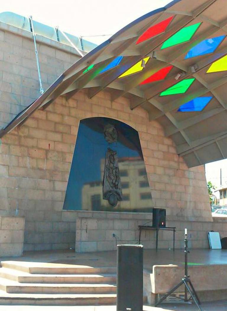 Mariachi Plaza Station, Los Angeles