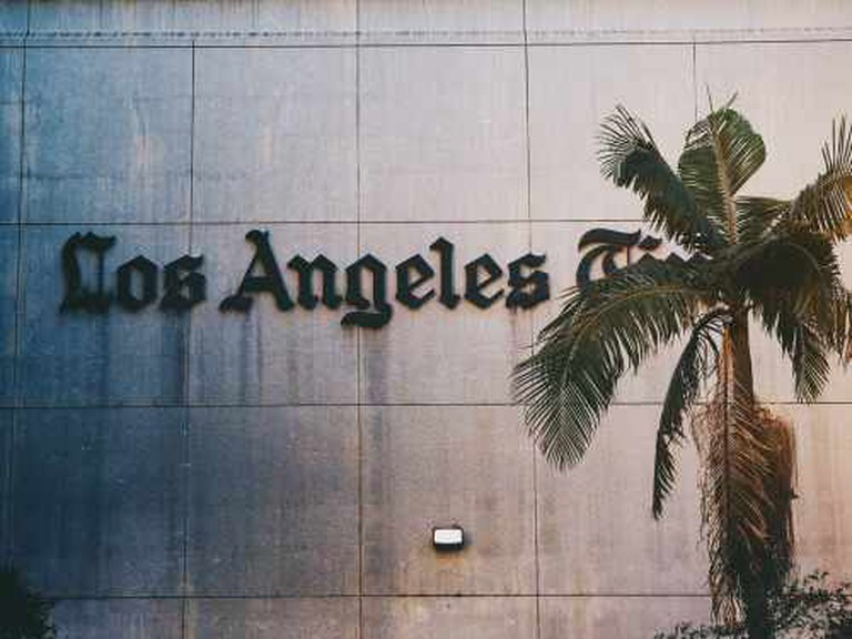 LA Times Building | © Creativecommons