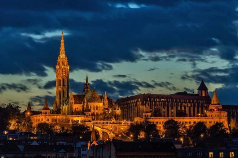 Budapest | © Bergadder/pixabay