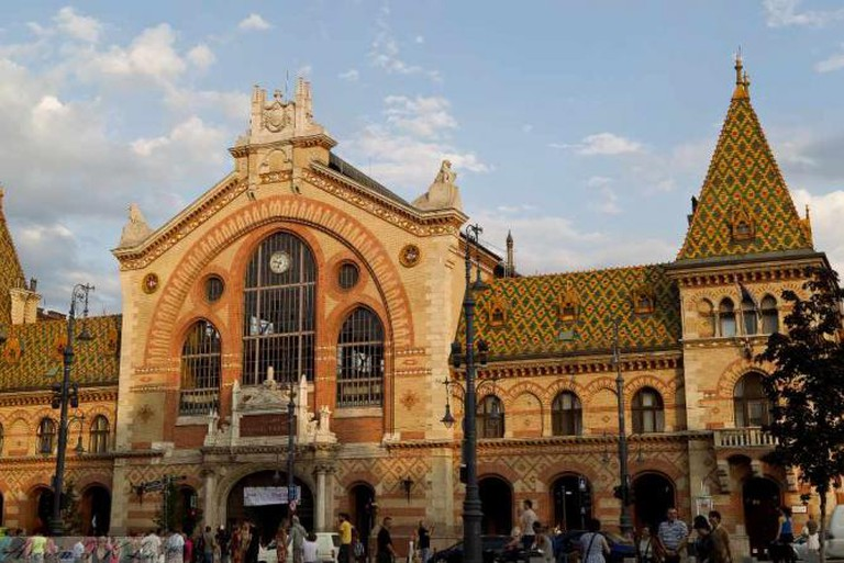 Central Market Hall | © alculn lal/Flickr