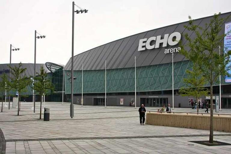 Echo Arena | © openroads.com/WikiCommons