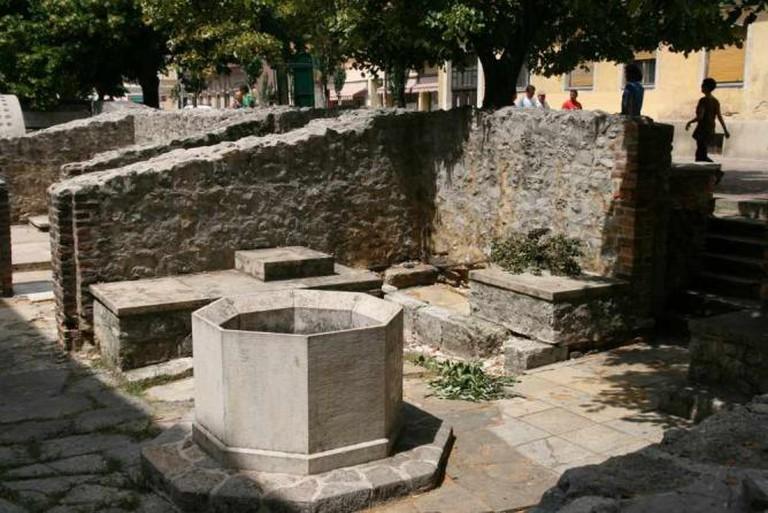 The Bath of Pasha Memi   ©Lestat/WikimediaCommons