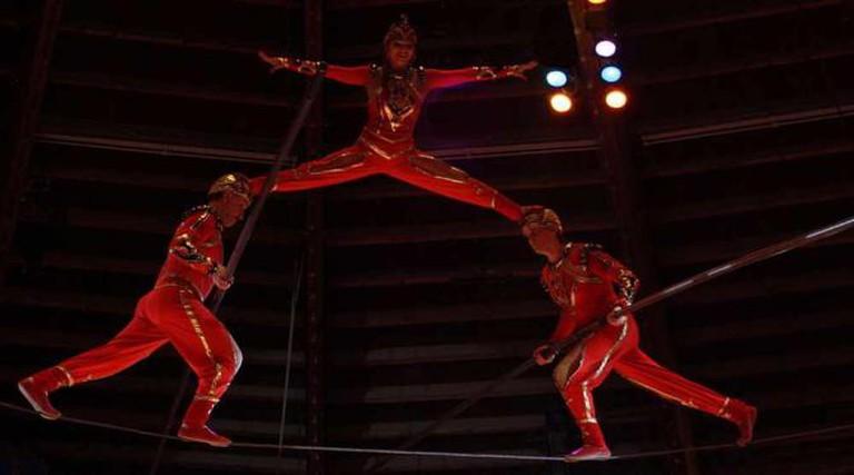 Circus performances | © Usien/WikiCommons