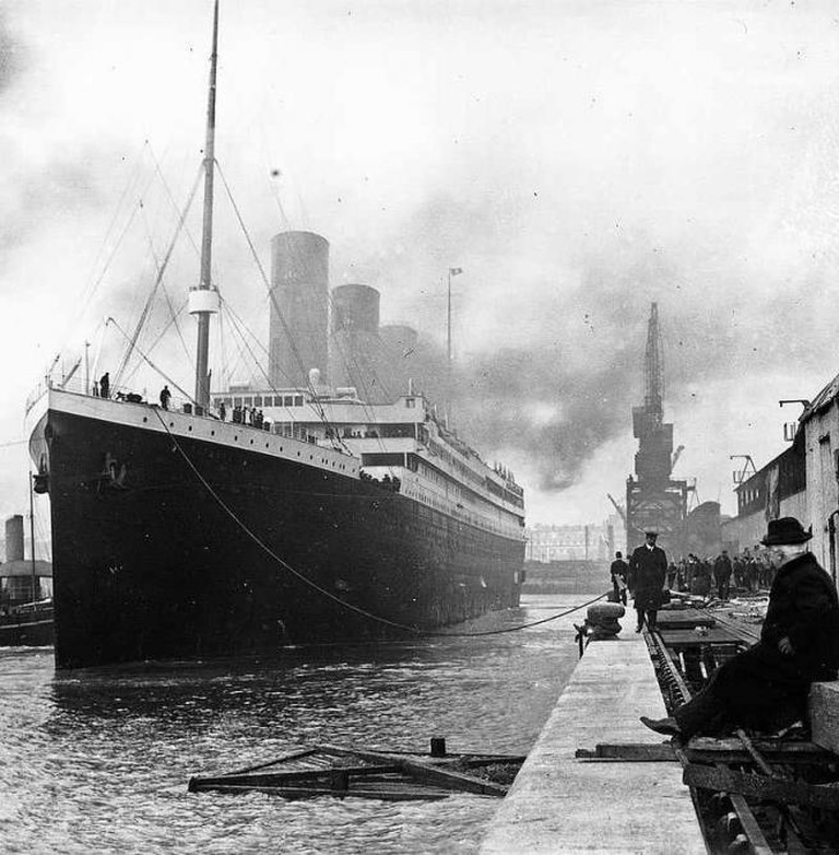 RMS Titanic | © Soerfm/WikiCommons