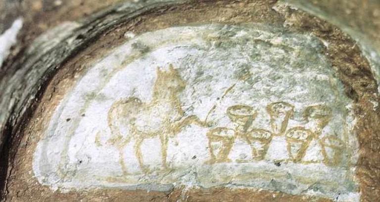 Catacomba di Commodilla | © Unknown/WikiCommons