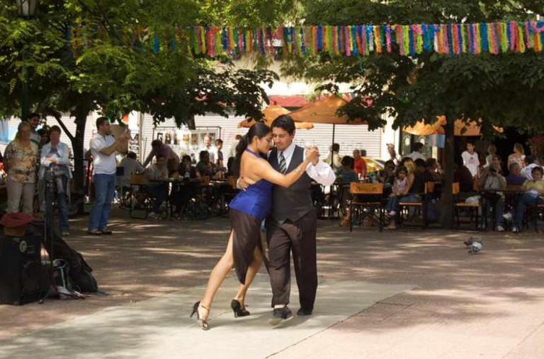 Plaza Dorrego, San Telmo   Ⓒ Beatrice Murch/Flickr