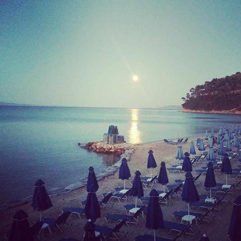 Almyra location   Courtesy of Almyra Beach Bar