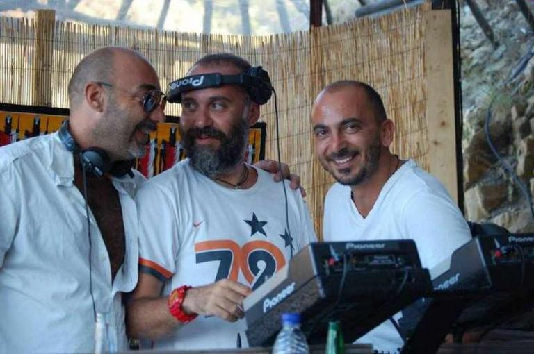 Goa DJs | Courtesy of Goa Beach Bar
