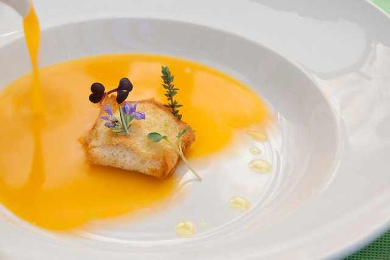 Sopa con tropezón   © Javier Rodríguez/Flickr