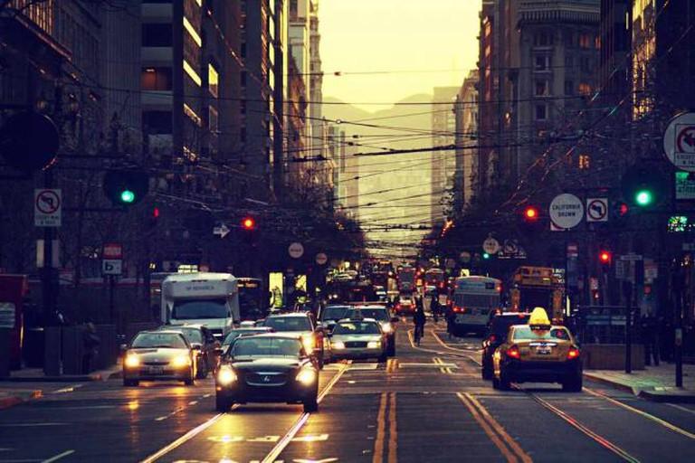 Market Street | © Alfonso Jiminez/Flickr