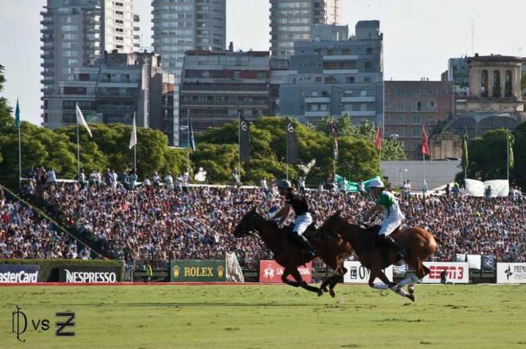 Campo Argentino de Polo | Ⓒ Nico_/Flickr