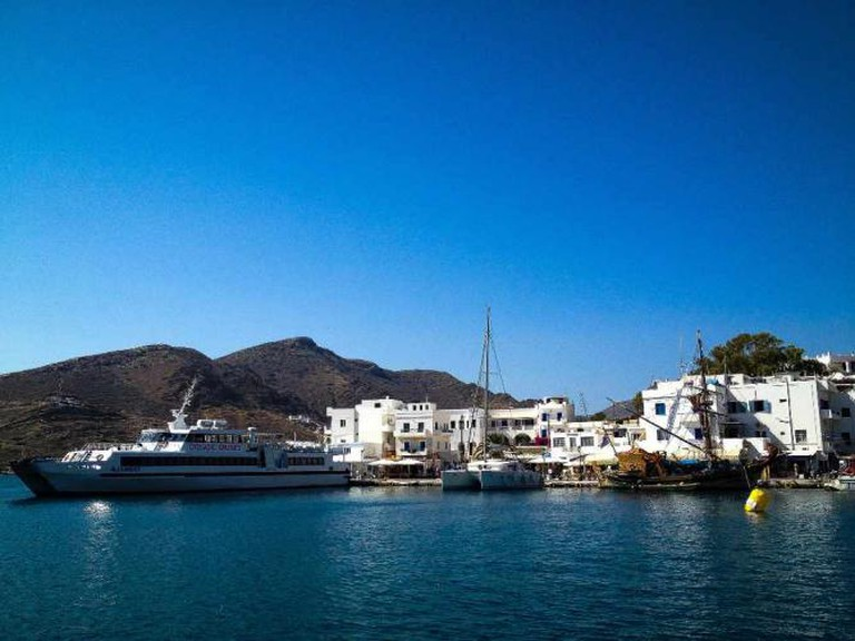 Gialos Port