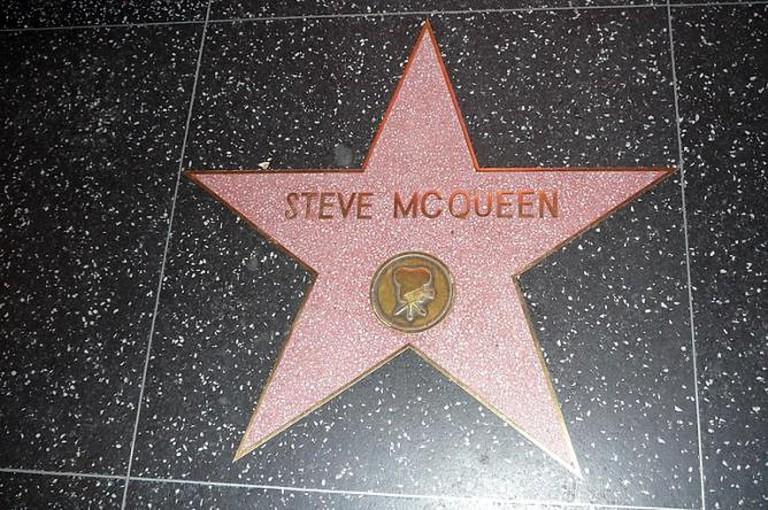 Steve McQueen is the 'star' of Bullitt (1968)   © Fabio Ikezaki/Flickr