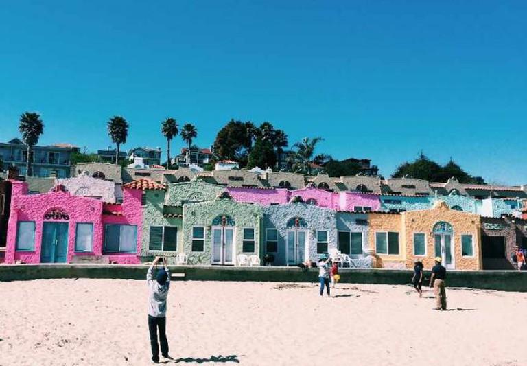 Capitola Beach | © Anna Laman
