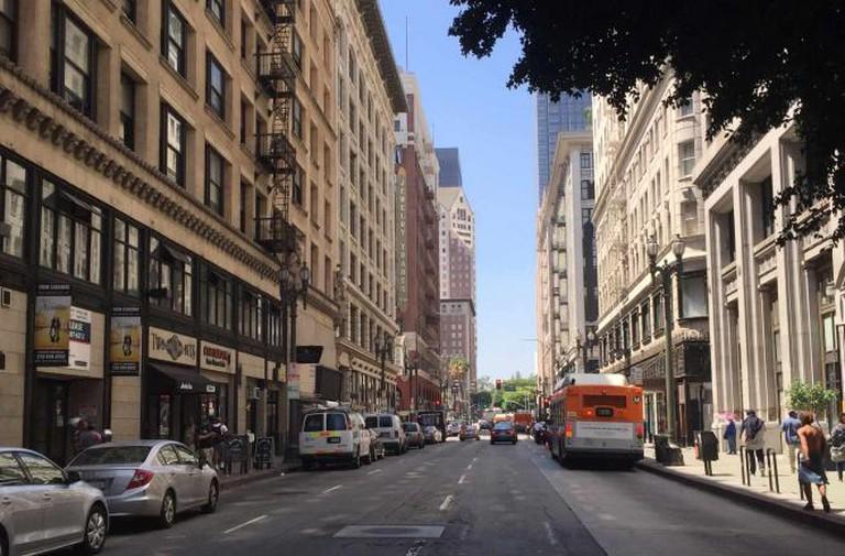 Downtown LA Jewelry District | © Jasmine Ashoori