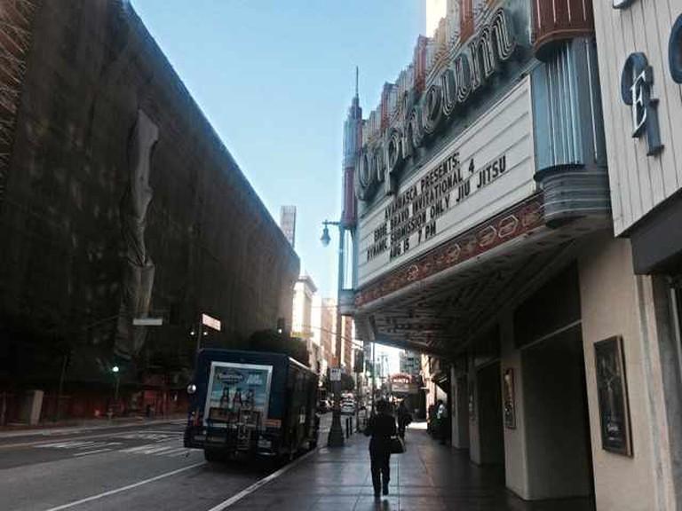 DTLA Broadway Theater District| © Neda Kerendian