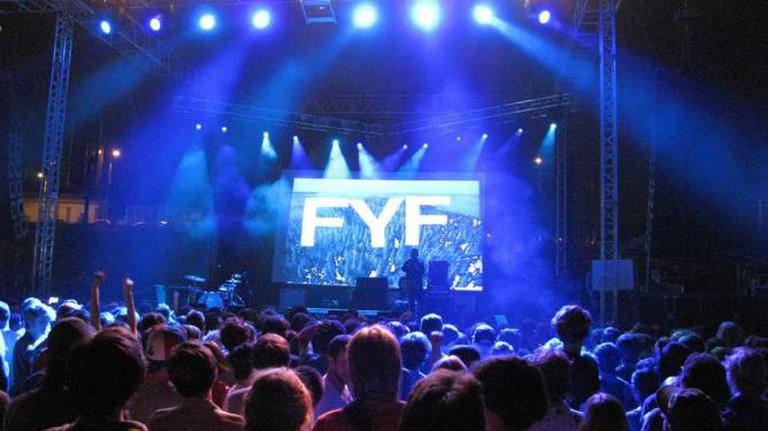 FYF Fest   ©Incase/Flickr