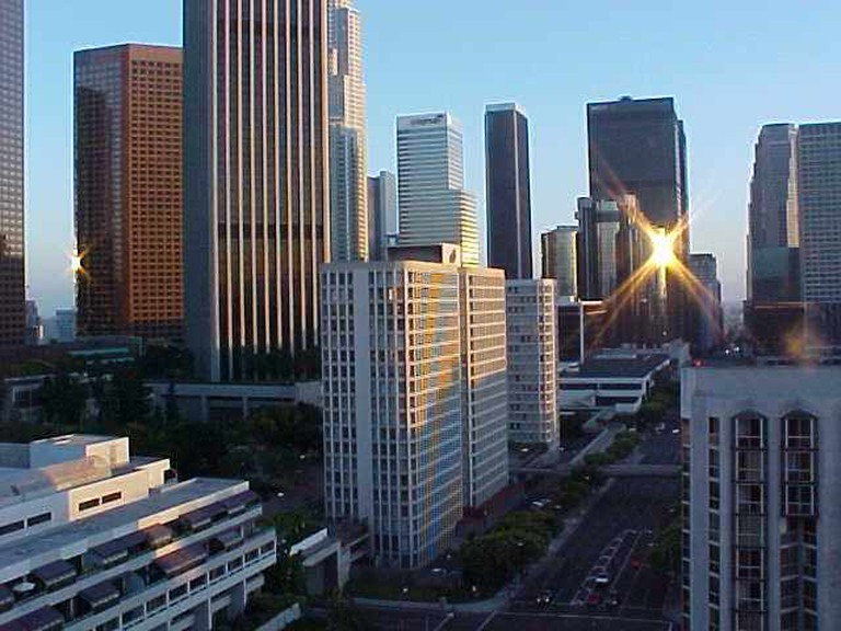 FIGat7th is in the Financial District of Downtown Los Angeles   ©Bobak Ha'Eri/WikiCommons