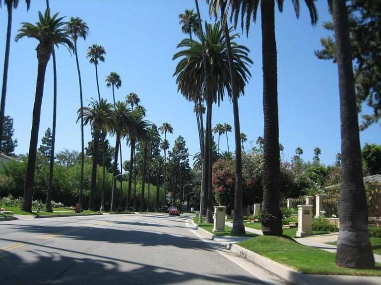 Beverly Hils, CA   ©Adrian104/WikiCommons