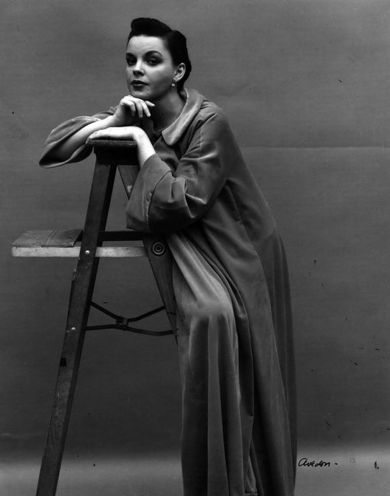 Judy Garland from 1951 (picture taken by Richard Avedon) | © The Coincidental Dandy/Flickr