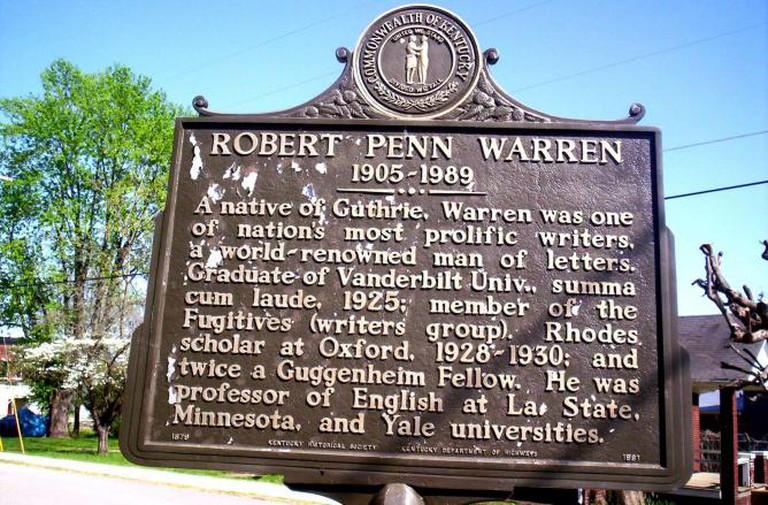 Robert Penn Warren Birthplace Museum | © Randy Pritchett/Wikimedia Commons