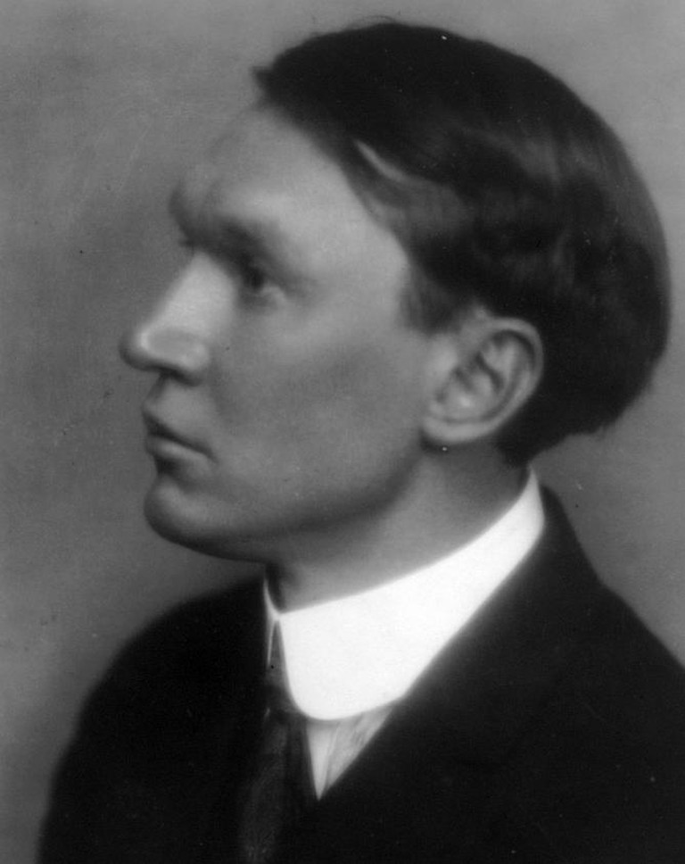 Nicholas Vachel Lindsay | © Mu/Wikipedia