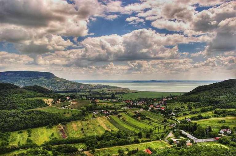 Landscape Balaton