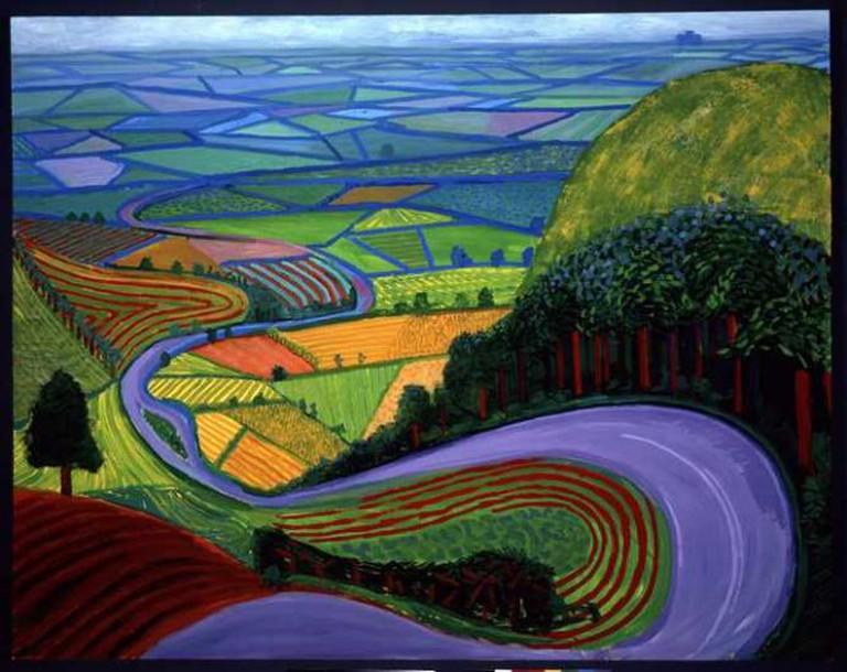 Garrowby Hill (1998)