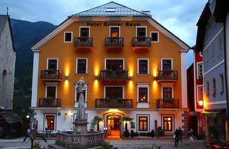 Seehotel Grüner Baum/Image courtesy of Seehotel Grüner Baum