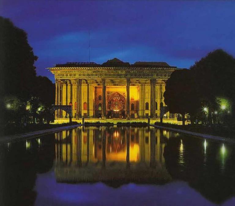 Chehel Sotun Palace | © Arad Mojtahedi/Wikicommons