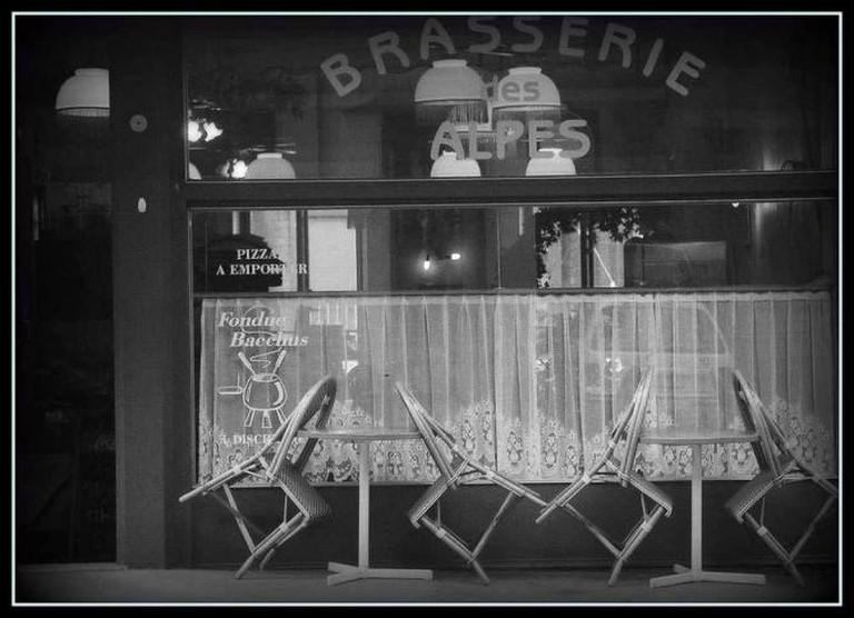 Brasserie des Alpes ©fiat.luxury/Flickr