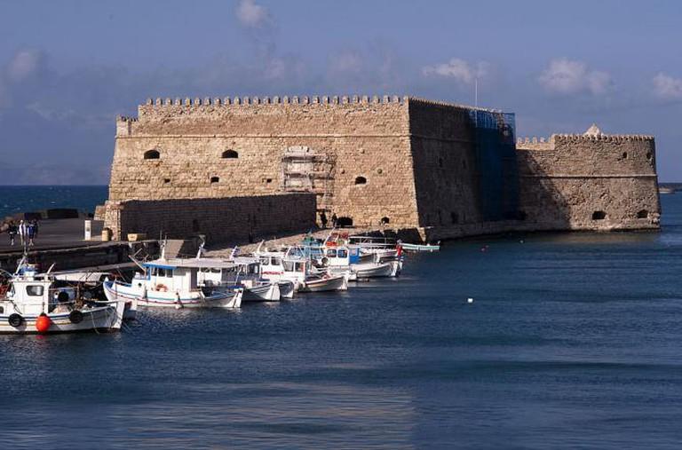 Castello del Molo, Heraklion   © Georgios Giannopoulos/WikiCommons