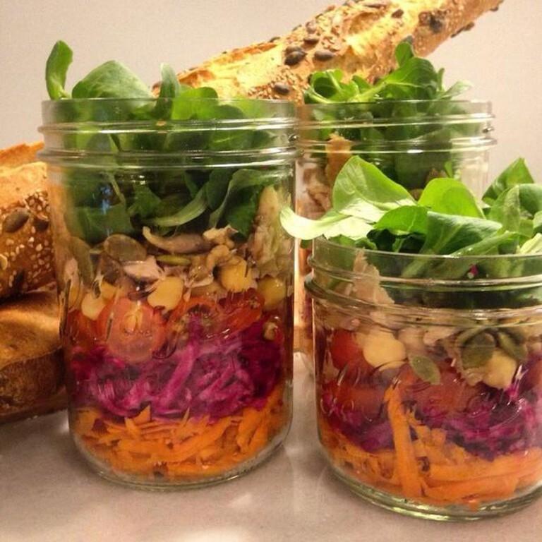Healthy Lunch | ©El Pot